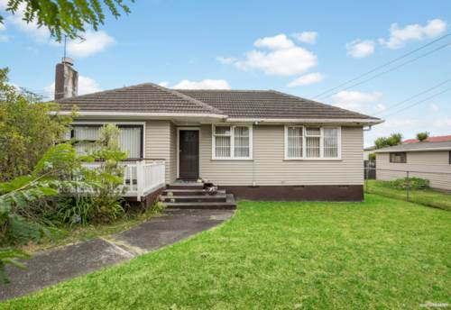 Manurewa East, Investment Property with Potential!, Property ID: 806784 | Barfoot & Thompson