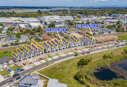 Takanini, 70% Sold - Be Quick, Dont miss out!, Property ID: 807784 | Barfoot & Thompson