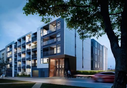 Grafton, Brand New Top Floor Studio at NEO - One of last remaining, Property ID: 807880 | Barfoot & Thompson