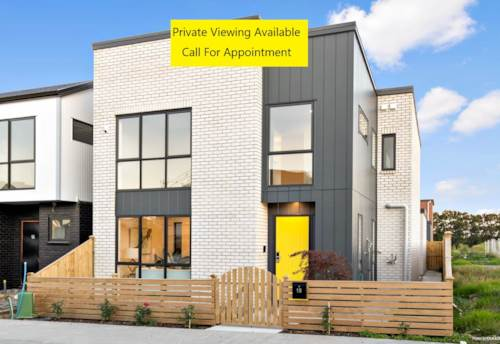Hobsonville, Brand New Freestanding Home on Freehold Land, Property ID: 805269 | Barfoot & Thompson