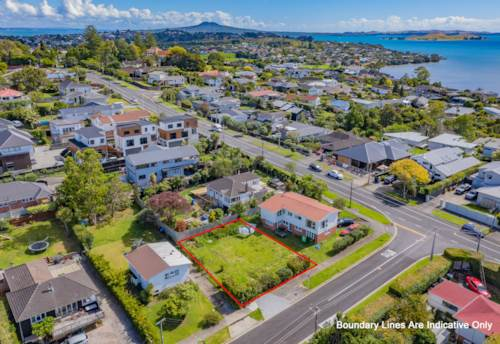 Glendowie, Perfectly positioned to build with sea views!, Property ID: 807877 | Barfoot & Thompson