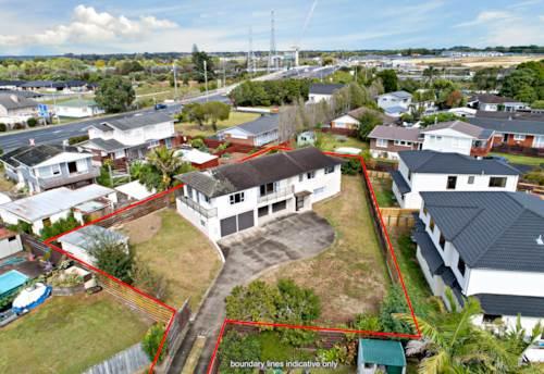 Papakura, Position & Potential Plus - 1141 m2!, Property ID: 808069 | Barfoot & Thompson