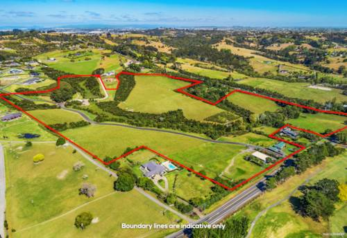 Whitford, 50 Acres of Luxury Lifestyle Land - with BONUS income, Property ID: 807620 | Barfoot & Thompson
