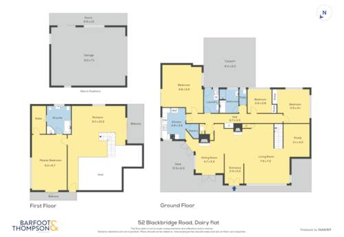 Dairy Flat, Future Urban Zone - 2 Dwellings on 3.631 ha, Property ID: 808007 | Barfoot & Thompson