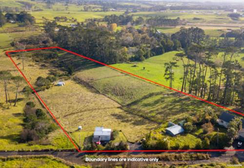 Massey, 4.0696 Ha Residential Land Near Westgate, Property ID: 808595 | Barfoot & Thompson