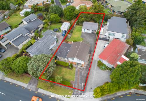 Forrest Hill, Golden 875m2 Site - Terrace Housing Apartment Zone!, Property ID: 808609 | Barfoot & Thompson