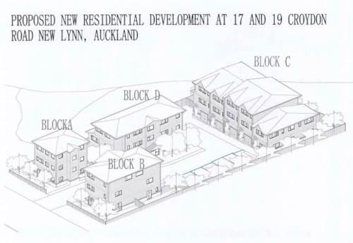 New Lynn, R.C & B.C GRANTED FOR 14 UNITS - 1,839 M2, Property ID: 808851 | Barfoot & Thompson