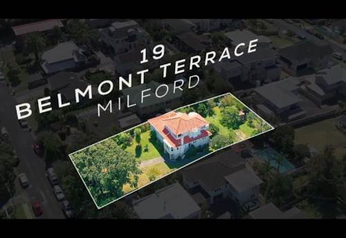 Milford, Quarter Acre Blue Chip Location with Sea & City Views, Property ID: 808954 | Barfoot & Thompson