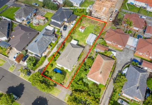 Pt England, 704m² land- Terraced Housing and Apartment Zone, Property ID: 809612 | Barfoot & Thompson