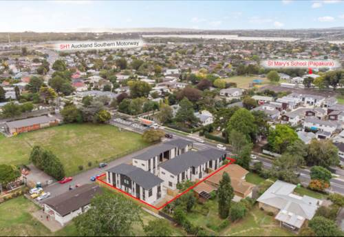 Pahurehure, 8 brand new two level Freehold homes,, Property ID: 808823 | Barfoot & Thompson