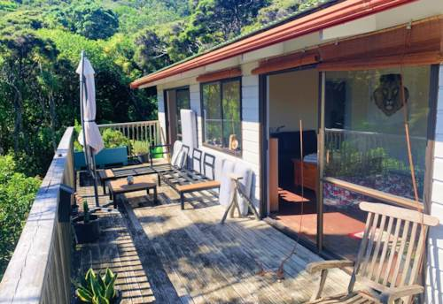 Great Barrier Island, Direct water access, sea views set in beautiful native bush, Property ID: 809642 | Barfoot & Thompson