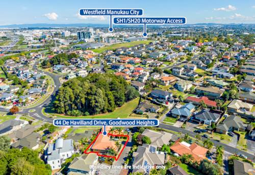 Goodwood Heights, Overseas Vendor Quits the Market, Property ID: 809775 | Barfoot & Thompson
