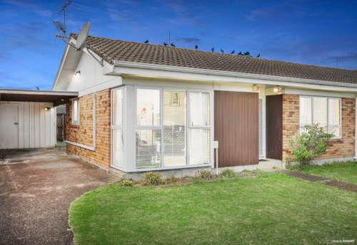 Papatoetoe, Low Maintenance First Home or Investment, Property ID: 809871 | Barfoot & Thompson