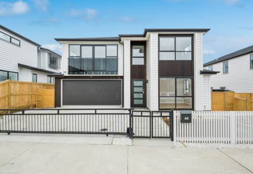 Hobsonville, Brand New Pet-Friendly Home , Property ID: 12002297 | Barfoot & Thompson