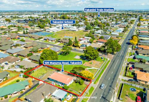 Takanini, Calling All Serious Developers & Investors, Property ID: 809890 | Barfoot & Thompson