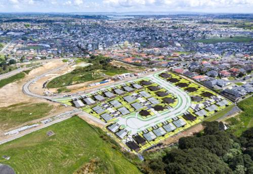 Papakura, Brand New affordable home with Harbour Views, Property ID: 809303 | Barfoot & Thompson