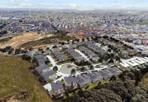 Papakura, Brand New affordable home with Harbour Views, Property ID: 809299 | Barfoot & Thompson