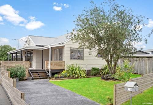 Waiuku, Ideal Starter or Investment, Property ID: 809396 | Barfoot & Thompson