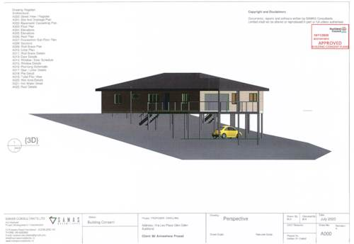 Glen Eden, 549m2 Section - Building Consent Granted!, Property ID: 810494   Barfoot & Thompson