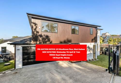 West Harbour, Brand New Home in perfect location, Property ID: 809838 | Barfoot & Thompson