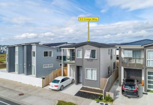 Hobsonville, Modern 4brm home, near new, immaculately presented, Property ID: 19002268   Barfoot & Thompson