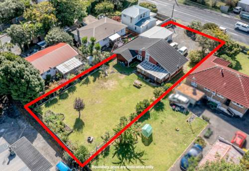 Massey, Calling All Developers - 921m2 Level Section Zoned MHU!, Property ID: 810318 | Barfoot & Thompson