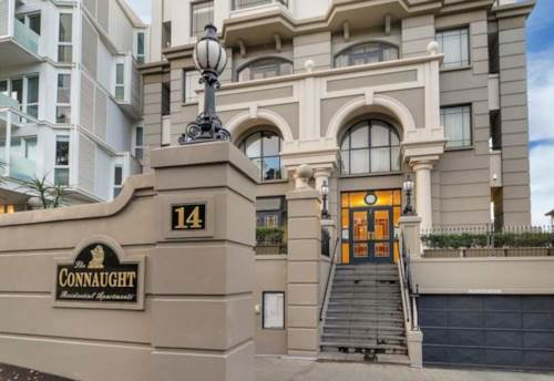 City Centre, SUNNY & SPACIOUS  - Connaught Apartments, Property ID: 23001396 | Barfoot & Thompson