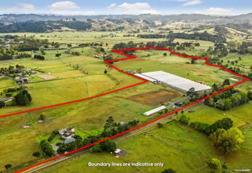 Kaukapakapa, Unlimited Potential 55 Acres Land + Business, Property ID: 810108 | Barfoot & Thompson