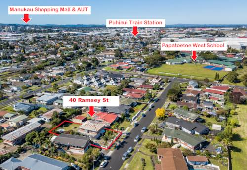Papatoetoe, Renovate?  Develop?  Or Both Together!, Property ID: 810541 | Barfoot & Thompson