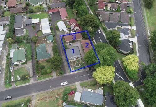 Papakura, Three Homes / One Title / One Price, Property ID: 805070 | Barfoot & Thompson