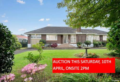 Papatoetoe, Going, Going, Gone ! Time To take Act - No Plan B, Property ID: 809198 | Barfoot & Thompson