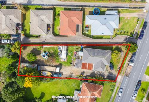 Papatoetoe, Developers Dream on a Quarter Acre (1012Sqm) in Papatoetoe !, Property ID: 810486 | Barfoot & Thompson