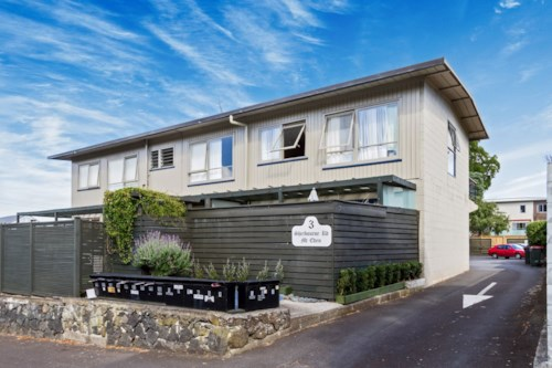 Mt Eden, Refurbished, centrally located  with new whiteware., Property ID: 25000622 | Barfoot & Thompson
