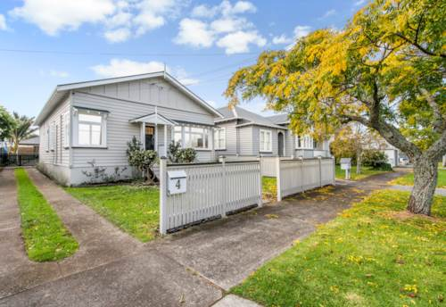 Mt Eden, Charming character bungalow in Mt Eden, Property ID: 25002085 | Barfoot & Thompson