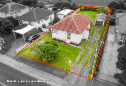 Mt Roskill, Prime Location - Live, Invest or Develop - THAB zone, Property ID: 810747 | Barfoot & Thompson