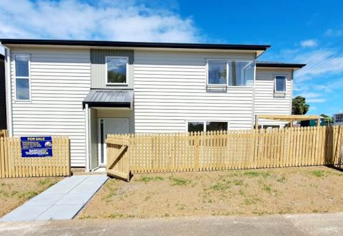 Otahuhu, Unbeatable Location Brand New Home, Property ID: 810946 | Barfoot & Thompson