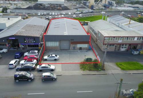 Mt Wellington, 548M² SAFE AND SECURE WAREHOUSE, Property ID: 85967 | Barfoot & Thompson