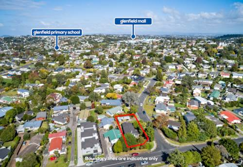Glenfield, Calling All Investors Stunning Flat Corner Site, Property ID: 811121 | Barfoot & Thompson