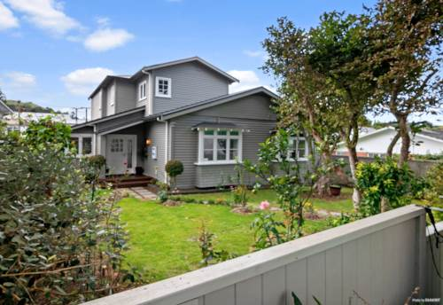 Mt Eden, Elegant Renovated Edwardian Home, Property ID: 810721 | Barfoot & Thompson