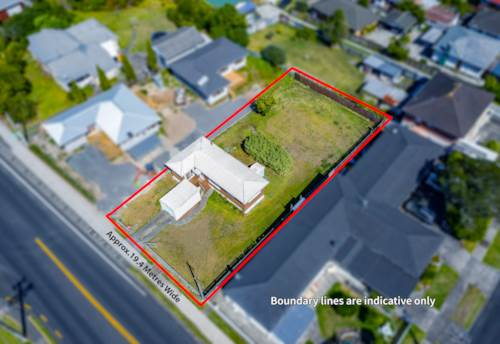 Henderson, Brilliant Location--817 m2 Land--MHU Zone, Property ID: 811165 | Barfoot & Thompson