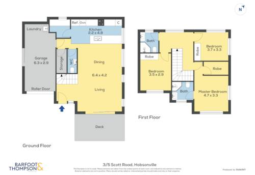 Hobsonville, BRAND NEW-PERFECT LOCATION, Property ID: 807031 | Barfoot & Thompson