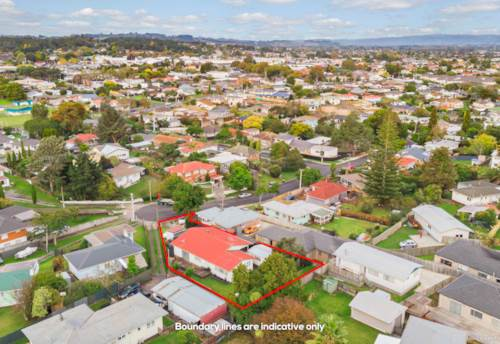 Manurewa, Explore The Possibilities... 835m2 on Mixed Housing Urban, Property ID: 810744 | Barfoot & Thompson