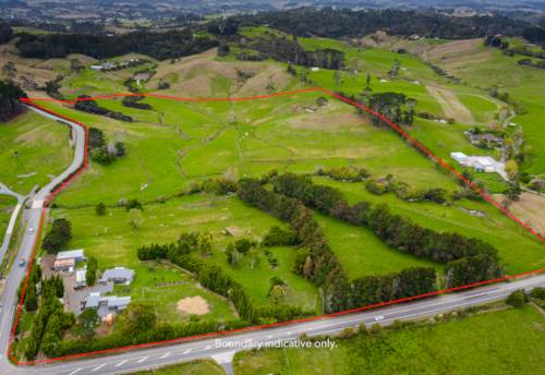 Waitoki, RARE: 48 EXCEPTIONAL ACRES with HOME & MINOR, Property ID: 811217 | Barfoot & Thompson