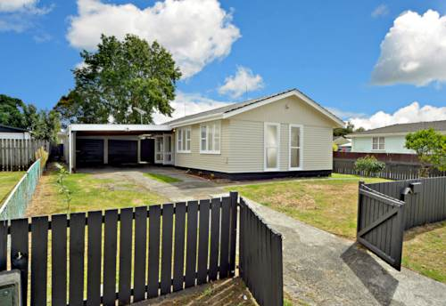 Papakura, Chichester Charm!, Property ID: 35003814 | Barfoot & Thompson