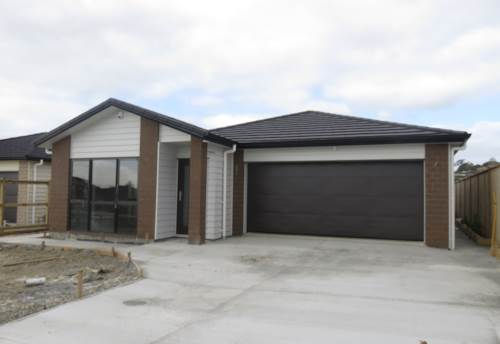 Papakura, Brand New 4 Bedrooms + 2 Bathrooms, Property ID: 36002879 | Barfoot & Thompson