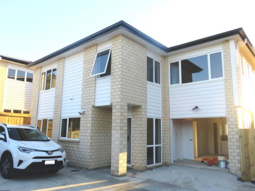 Papatoetoe, BRAND NEW 4 BEDROOM TOWNHOUSES, Property ID: 36004168 | Barfoot & Thompson