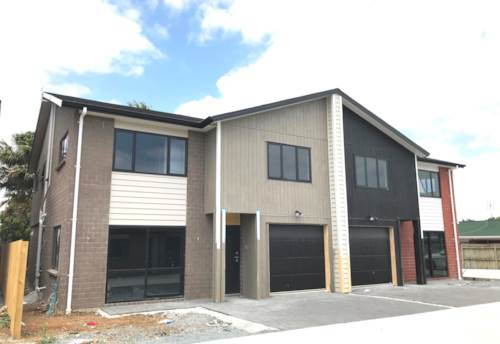 Papatoetoe, 8 Brand New Houses - A mixture of 4 and 5 Bedrooms from $850 Per Week, Property ID: 36005258 | Barfoot & Thompson