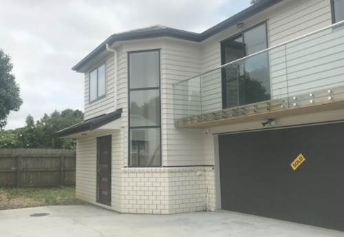Mt Wellington, Brand New Four Bedroom Family Home, Property ID: 36005269 | Barfoot & Thompson