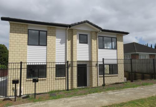 Papatoetoe, 4 Bedroom Brand New House, Property ID: 36005282 | Barfoot & Thompson