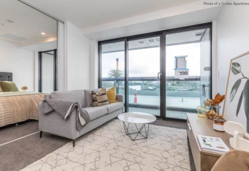 Manukau, Fully Furnished, Brand New One Bedroom Aparment With Pool, Spa & Gym Access, Property ID: 36005358 | Barfoot & Thompson